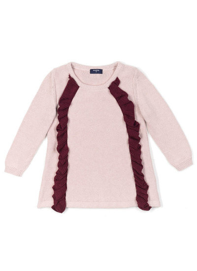 INES sweater volados
