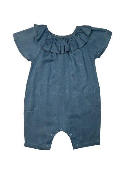 AUDREYS enterito chambray