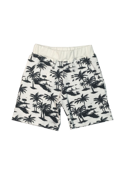 FIJI short estampado