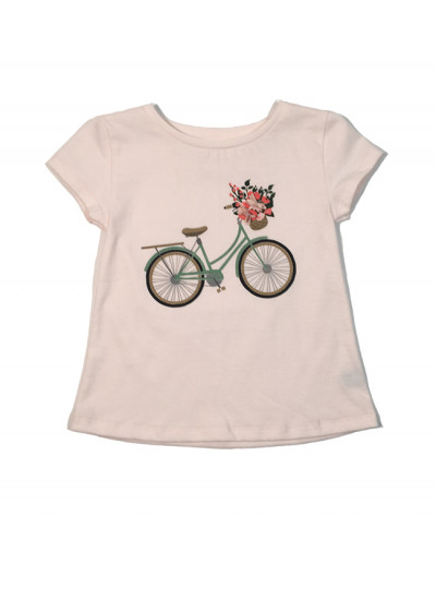 BICYCLE remera nena