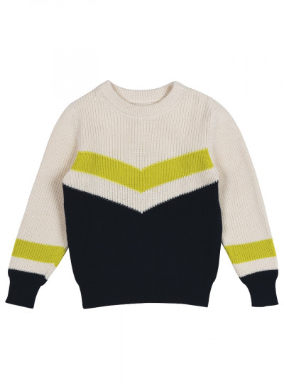 RETRO sweater tejido