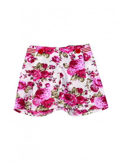 ROSETA short estampado