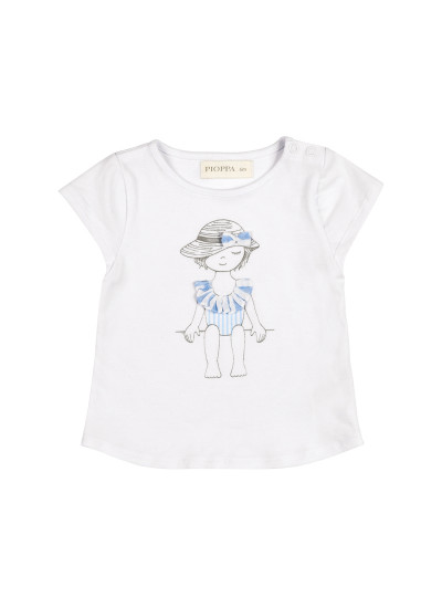 GIRLY remera bordada
