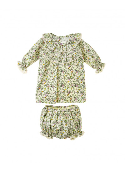 DOLLY vestido newborn