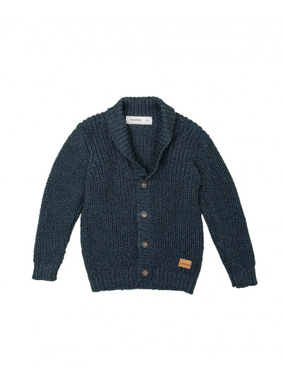 TOM cardigan nene azul