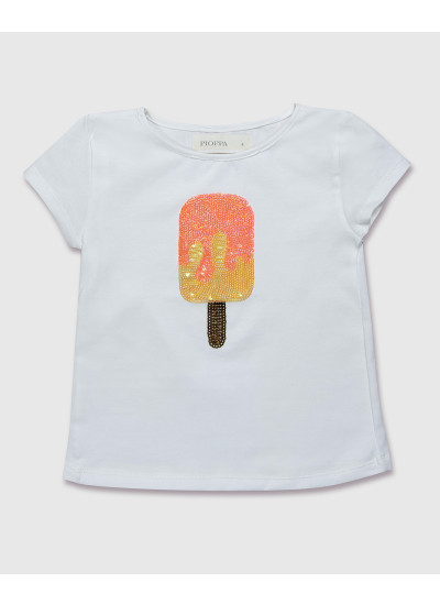 ICE CREAM remera nena