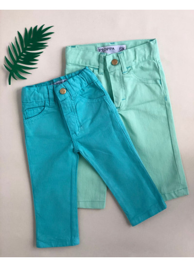 SKINNY jean colores