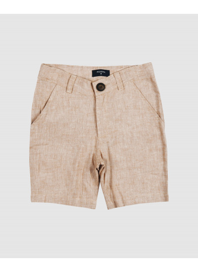 PHILLY bermudas lino